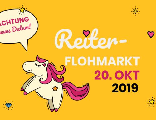 Reiterflohmarkt – 20. Oktober 2019